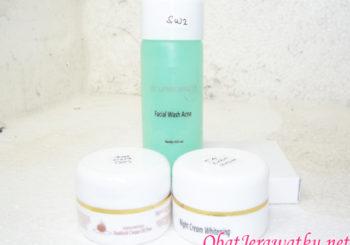 Sunblock Pelengkap Cream Penghilang Flek Hitam di Wajah